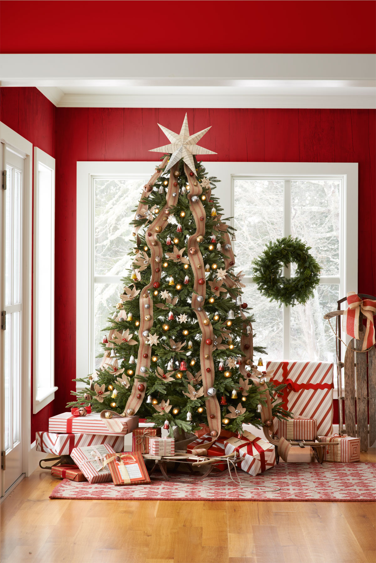 christmas tree decorations 2018 christmas celebration all about christmas - Photos Of Decorated Christmas Trees