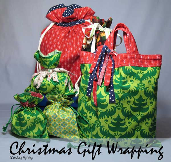 christmas-wrapping-ideas-using-fabric-gift-bags