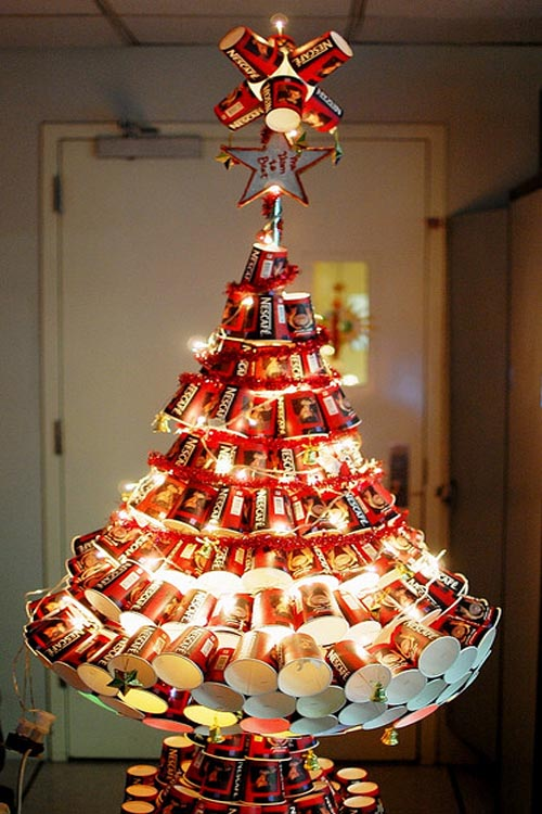 image flickr - Christmas Tree Decorating Ideas 2016