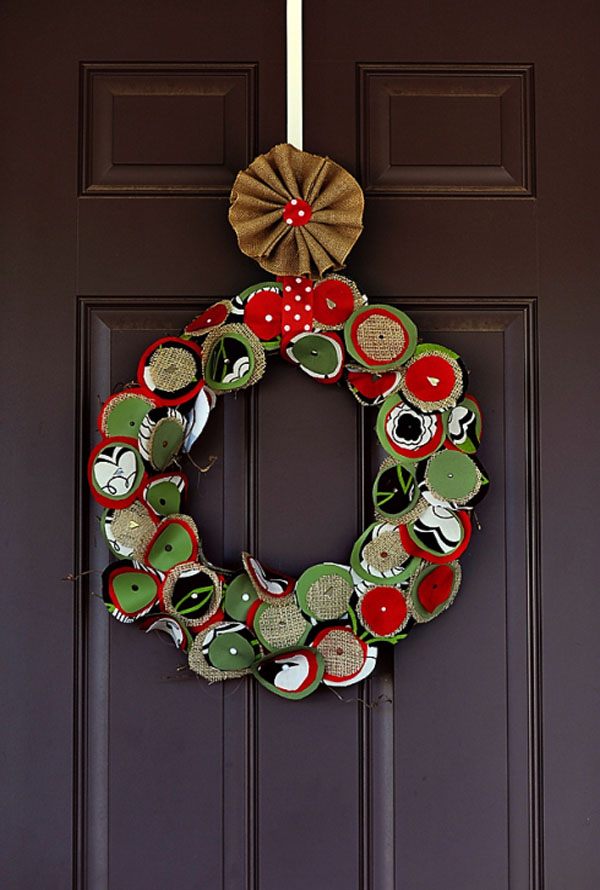 Easy To Make Homemade Diy Christmas Wreaths Christmas