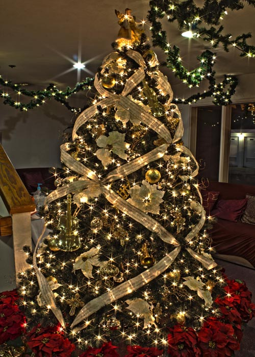 Beautiful Christmas Tree Decorating Ideas 2017 - Christmas ...
