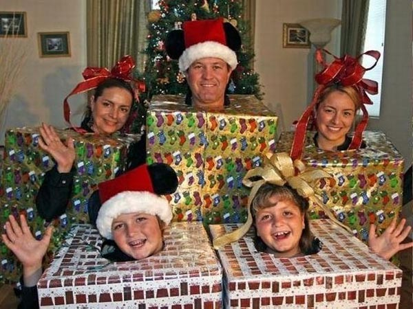 funny photo christmas cards ideas - Christmas Photo Cards Ideas