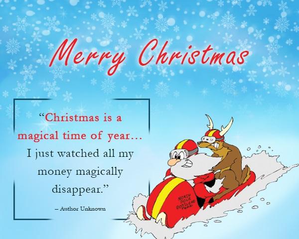 Funny Christmas Quotes and Sayings - Christmas Celebration - All ...