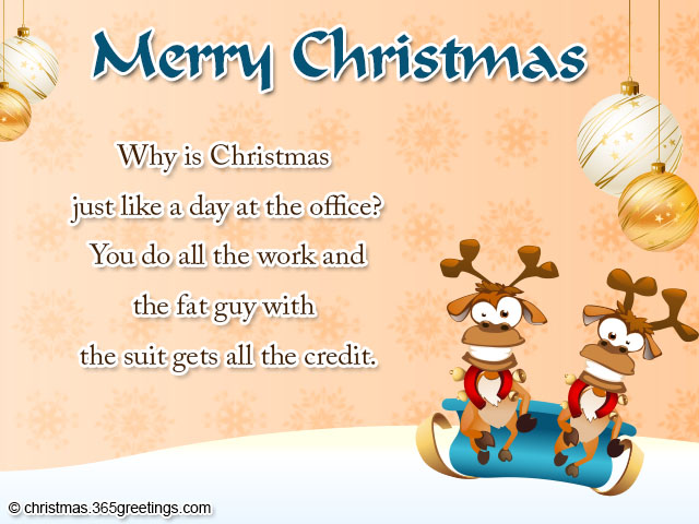 Funny Christmas Quotes and Sayings - Christmas Celebrations
