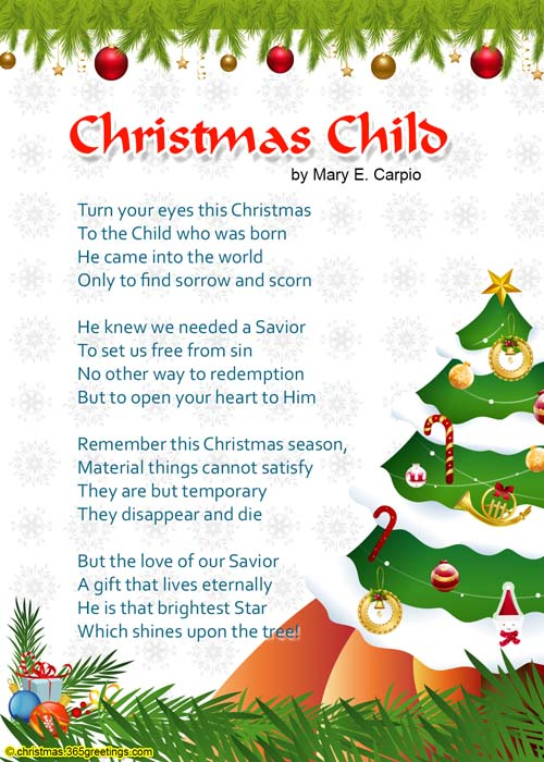 heartfelt-christmas-poems