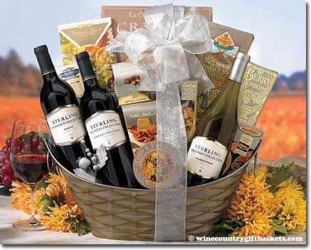 Image : http://www.wineclubwizard.com/holiday-wine-gift-baskets.html