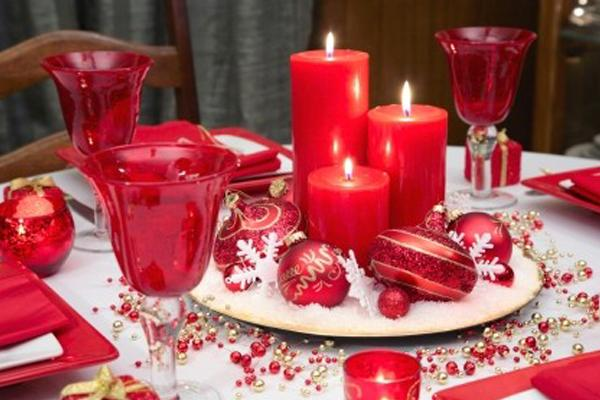home-made-Christmas-centerpieces