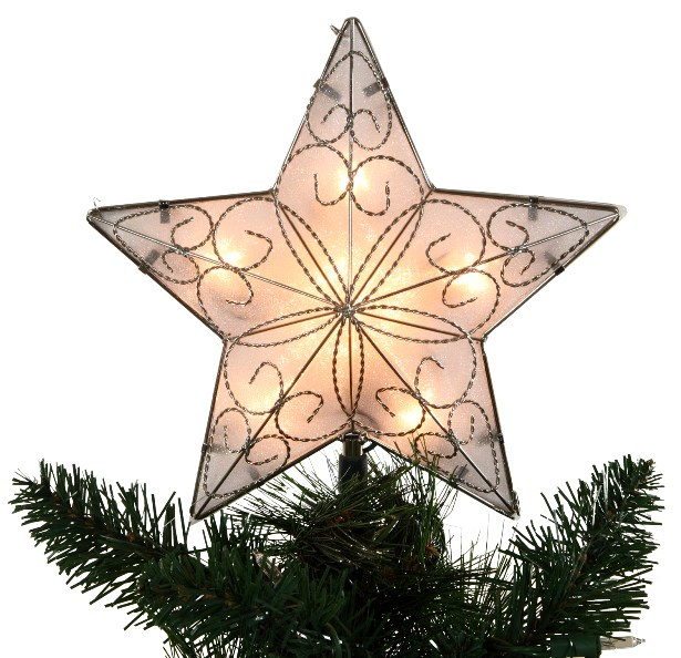 Star Of Bethlehem Outdoor Light Best christmas tree toppers christmas celebration all about httpchristmaslightsetc workwithnaturefo