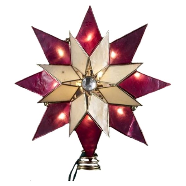 Best Christmas Tree Toppers - Christmas Celebrations