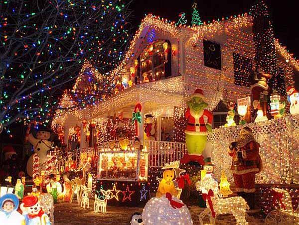 Luxury Christmas Decor Home Decorating Ideas Amp Interior