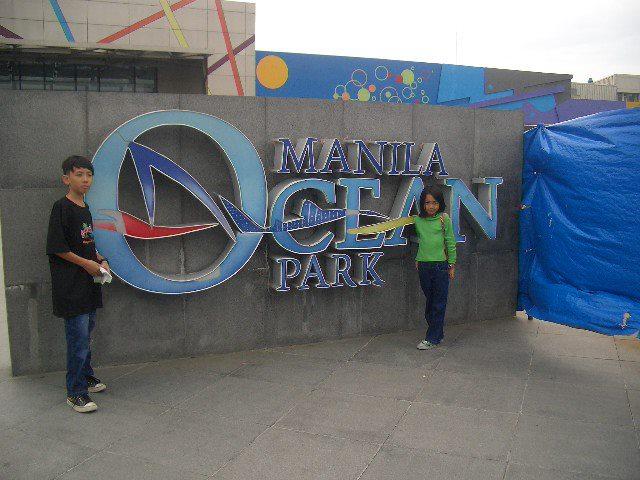 manila ocean
