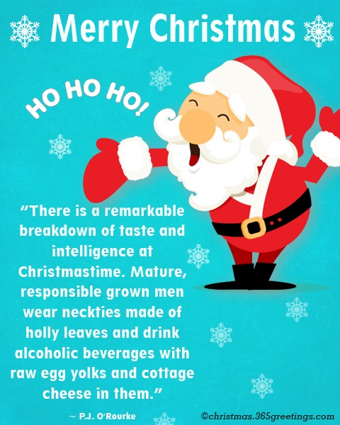 Funny Happy Xmas Quotes: Funny Christmas Quotes And Sayings