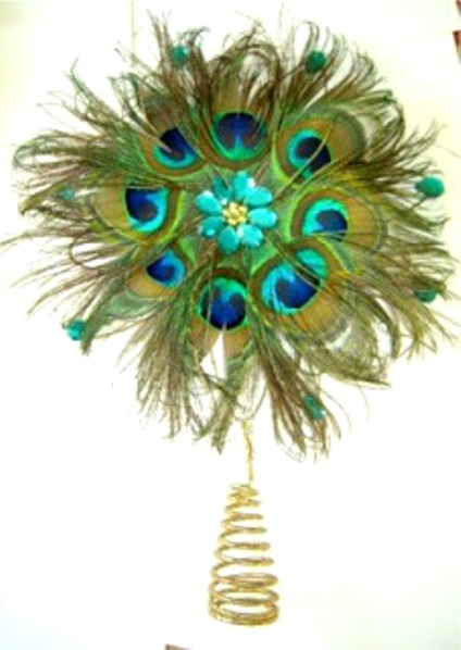 Pea Feather Tree Topper Http Webrevolutionary