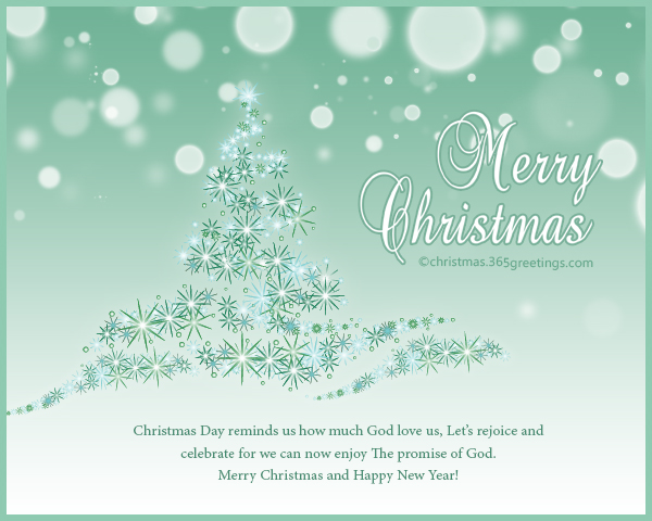 Christmas Card Messages - Christmas Celebration - All about Christmas