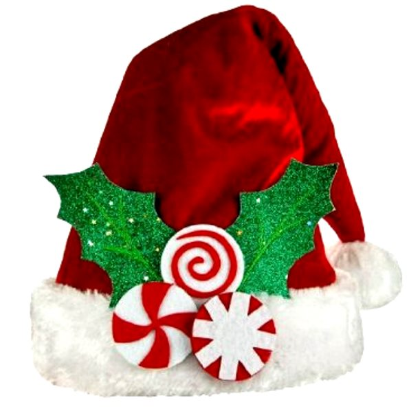 Santa Hat Christmas Tree Topper: Best Christmas Tree Toppers
