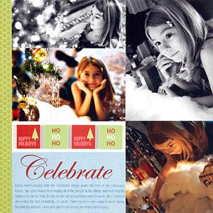 Get Creative, Make Photo Collages. Photo Credit: www.scrapbooksetc.com
