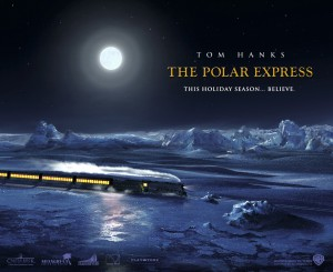 Poster for The Polar Express. Photo Credit: http://www.movie-poster.ws/movies/wallpaper/family/polar-express/train-on-ice.jpg
