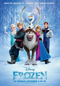 Christmas Movie of 2013: Frozen. Photo Credit: http://www.skwigly.co.uk/wp-content/uploads/2013/09/Disney-Frozen-Poster-2013.jpg