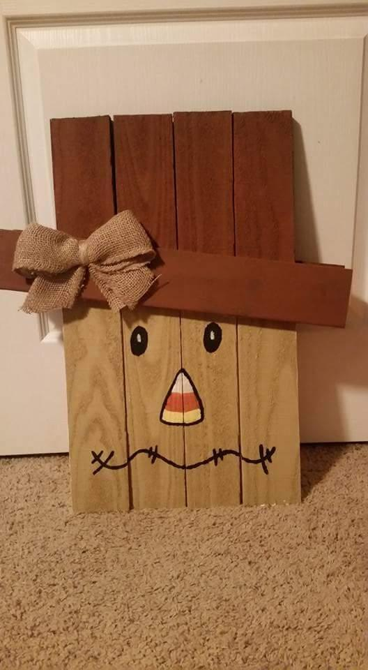 wooden-snow-man