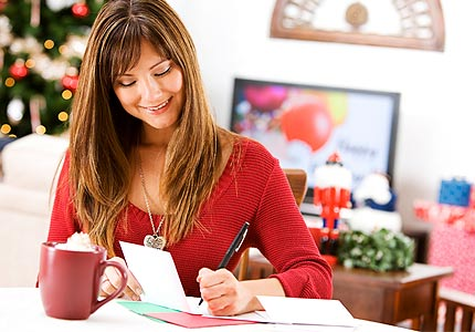 what to write on christmas cards