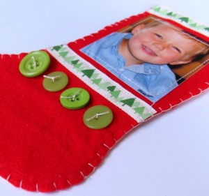 Put pictures on the Christmas Stalkings and take personalization to a new level! Photo Credit: http://melissagoodsell.typepad.com/photos/uncategorized/2007/12/15/img_9669.jpg