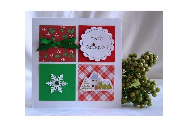 Christmas Card Decoration Ideas
