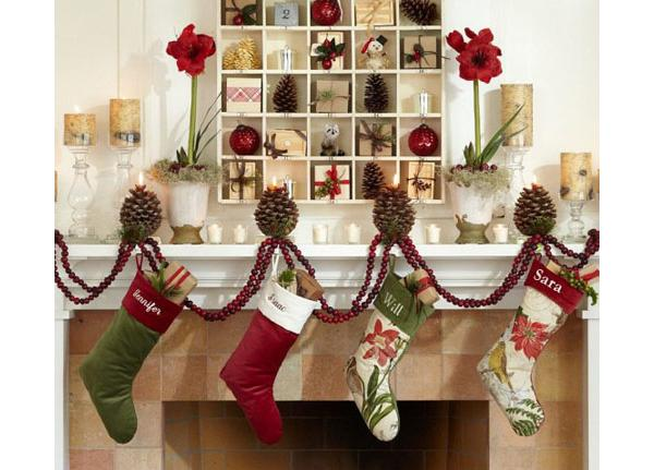 Christmas Home Decor Ideas lovely christmas decoration ideas for your home - christmas