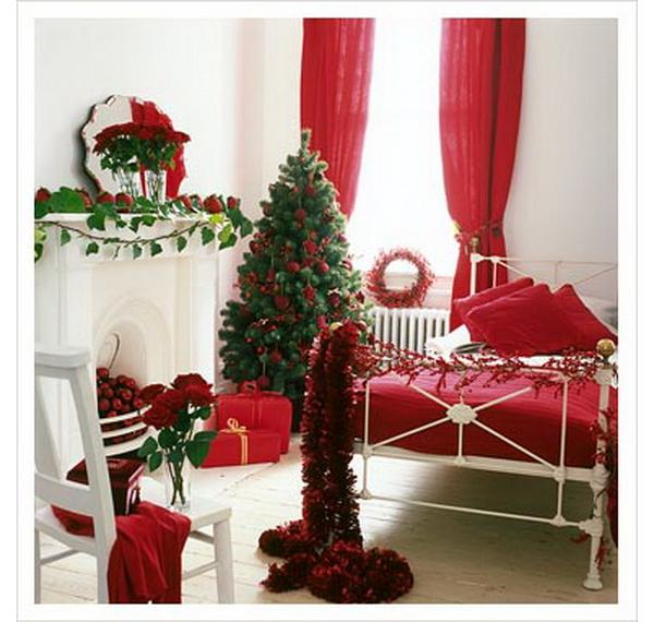 Christmas Room Decoration Ideas