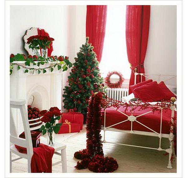 Christmas Room Decoration Ideas
