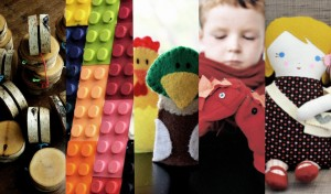 From blocks to hand puppets, there are a number of things which can be put in Christmas Stocking for kids. Photo Credit: http://fast.swide.com/wp-content/uploads/2013/11/Easy-handmade-stocking-fillers-christmas-2013-cover-5.jpg