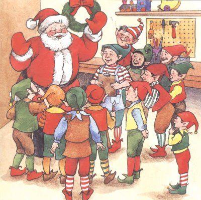 Santa-Claus-and-elves