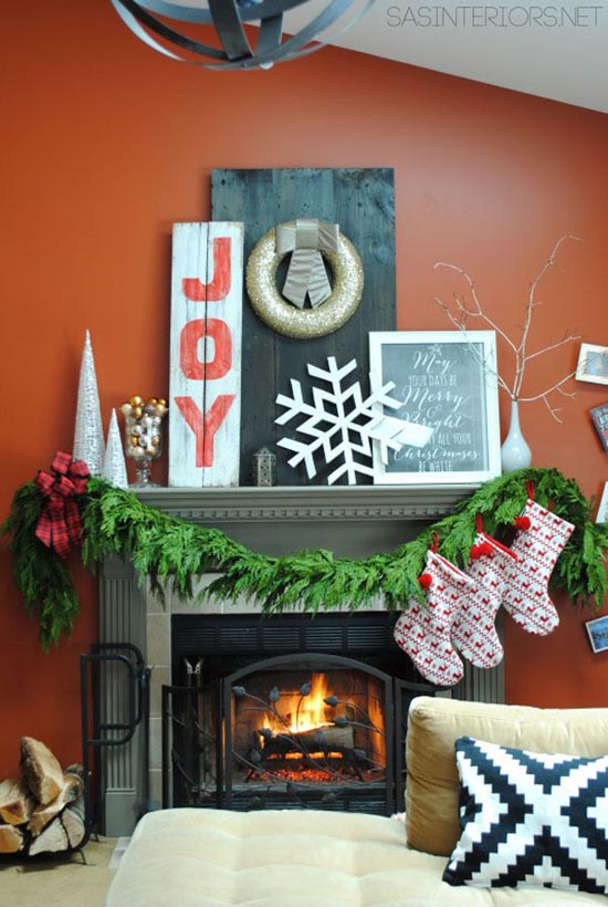 christmas-fireplace-decorating-ideas-16