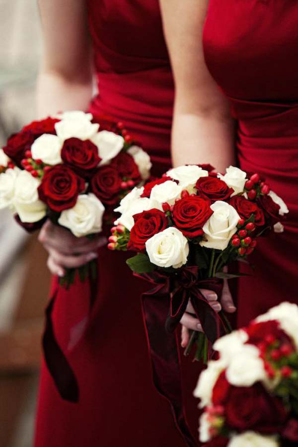 Christmas wedding flowers ideas christmas celebration all about christmas wedding flowers ideas junglespirit Image collections