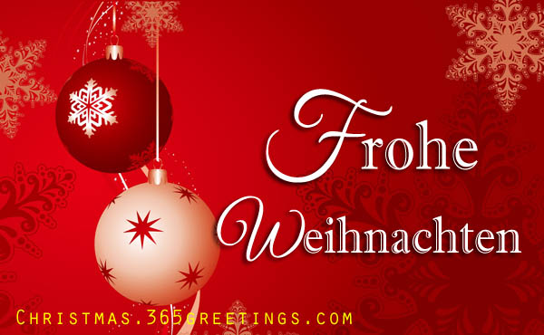 merry christmas in german - How Do You Say Merry Christmas In Greek