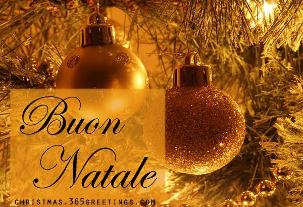 Merry Christmas In Italian.How To Say Merry Christmas In Different Languages