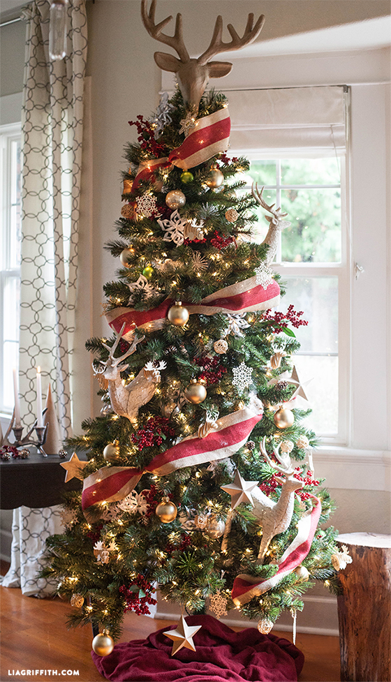 christmas tree ideas for christmas 2018 christmas celebration all about christmas - Pictures Of Decorated Christmas Trees