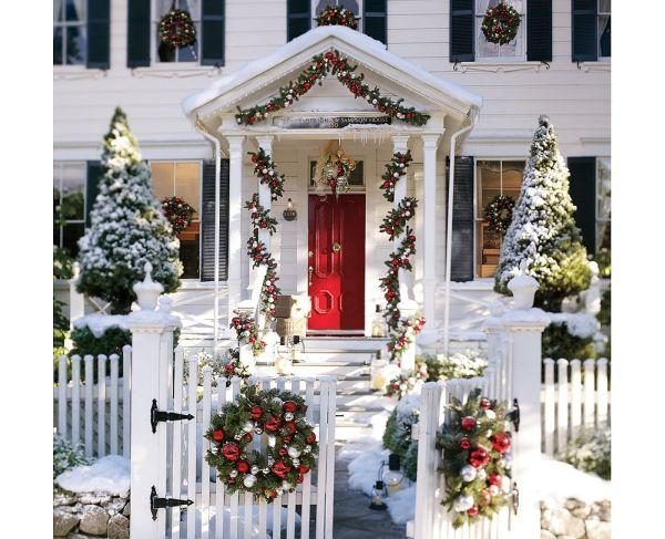 white christmas decoration ideas