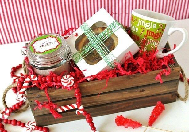 Homemade Christmas Gifts - Christmas Celebration - All about Christmas