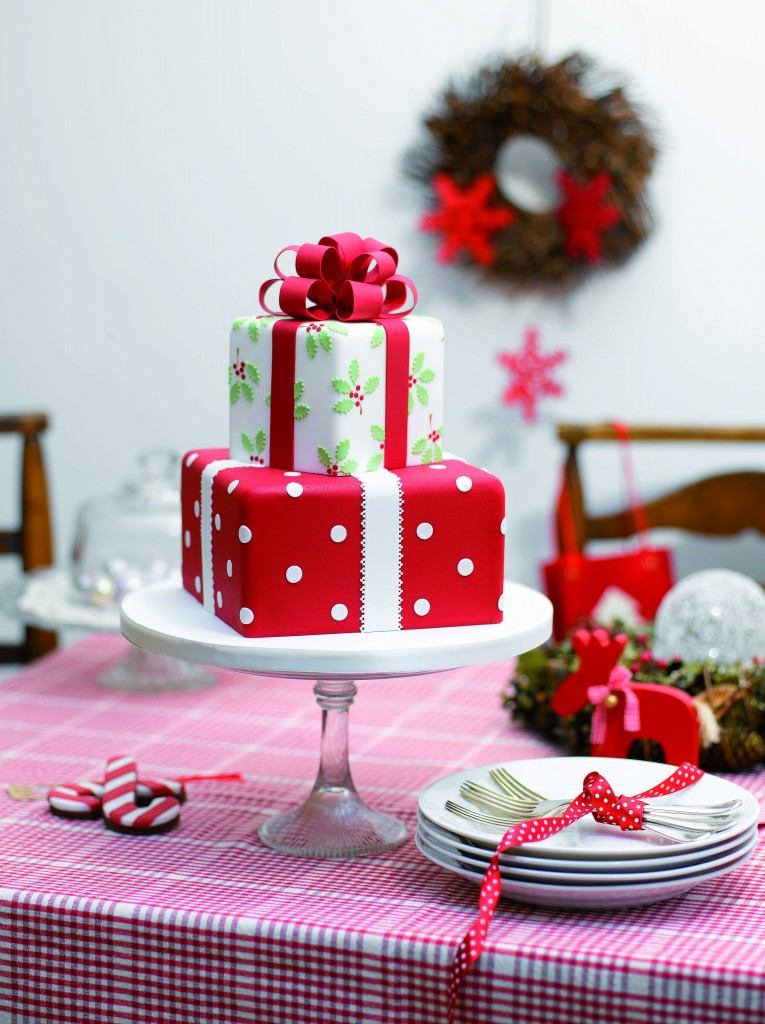 Christmas Cake Hamper Ideas : Christmas Food Hamper   Christmas Celebrations