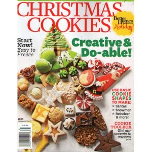 Christmas Food Cookbooks. Photo Credit: www.lacasadelasrevistascr.com