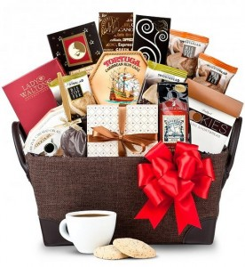Christmas Chocolate Gift Hamper. Photo Credit: www.stylisheve.com