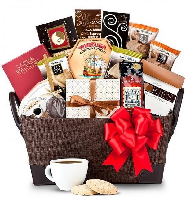 Christmas Food Hamper - Christmas Celebration - All about Christmas