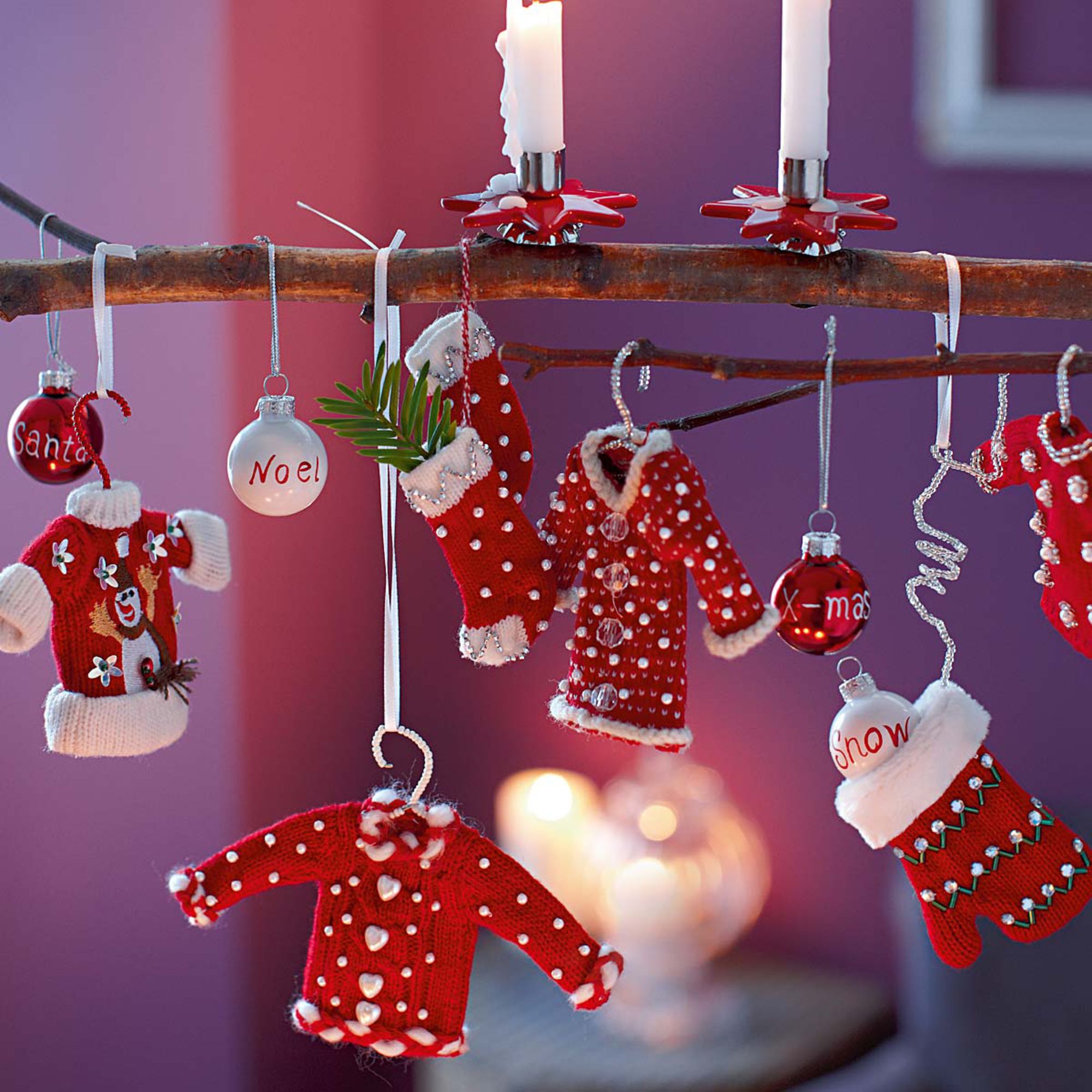 christmas decoration ideas - Images For Christmas Decorations