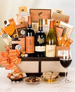 Luxury Chritsmas gift Basket