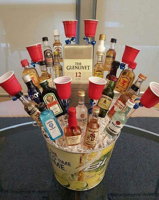 Подарки связанные с алкоголем 77