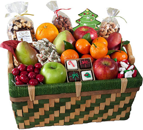 Amazon Christmas Gift Baskets