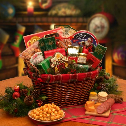 Best christmas gift baskets to give your loved ones