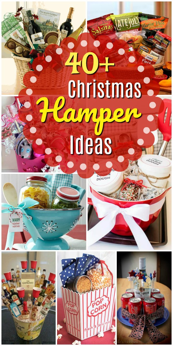 preparing your own christmas hamper has its perks as it lets you choose what items to place in it and which not to you can personalize it and customize it