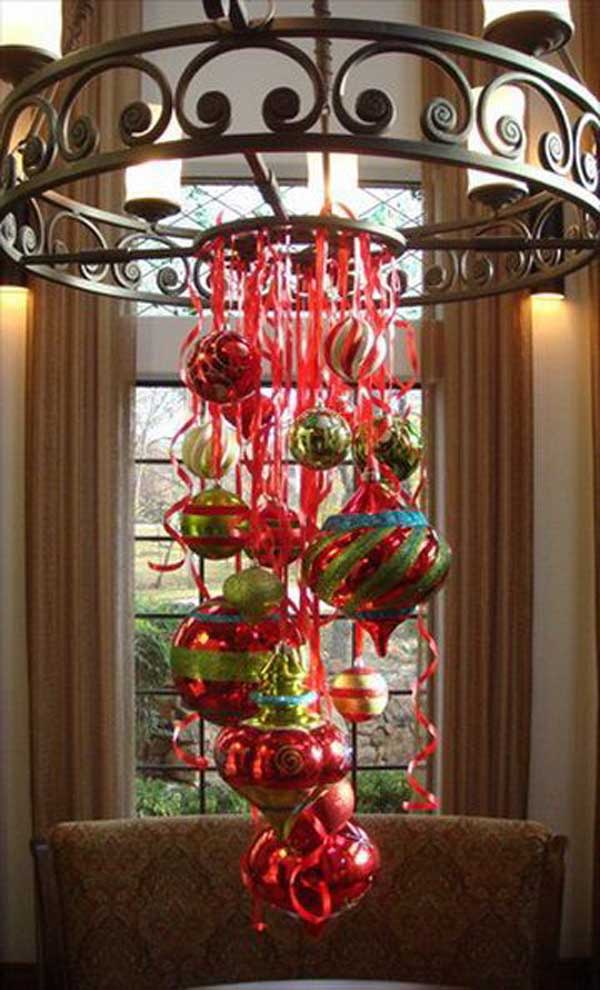 christmas indoor decoration ideas - Indoor Christmas Decorations Ideas