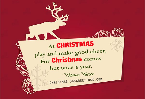 short christmas card quotes christmas quotes picture - Short Christmas Sayings For Cards